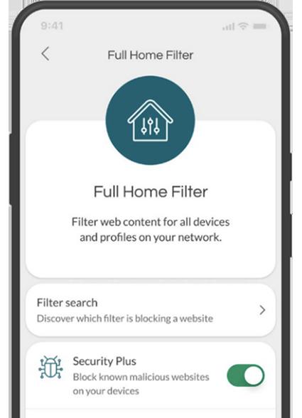 Full Home Filter
